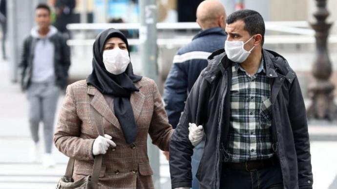 土耳其新增新冠确诊病例31923例,累计513656例
