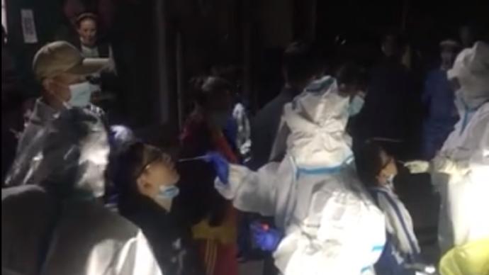 深圳昨新增1例无症状感染者,2913份人员样本检测为阴性