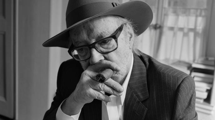 戈达尔90岁了,正在创作两部长片