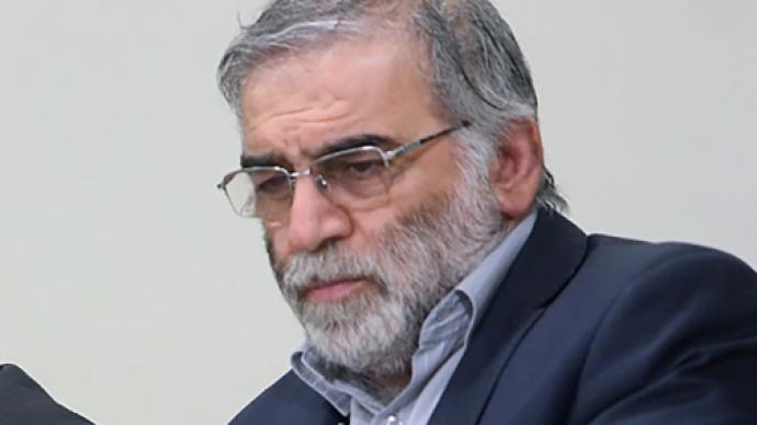 """美媒:美高官称以色列暗杀了伊朗核科学家,""""曾分享过情报"""""""