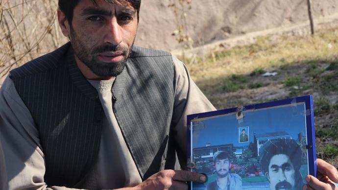 阿富汗平民讲述澳军杀害其亲人细节:开枪后放狗咬,对头部补枪
