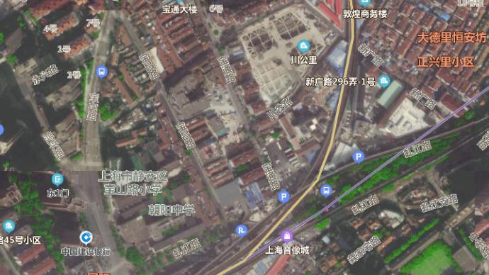 上海静安内环宅地成交:融信、保利、招商联合体52亿元竞得