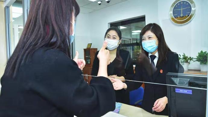 """服务""""沉默的少数"""",上海黄浦法院试点增设手语诉讼服务"""