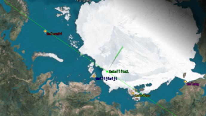 北极航道监测科学试验卫星计划后年发射,可检测北极海冰变化