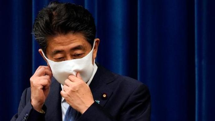 """日媒:""""赏樱会""""事件调查推进,安倍政治影响力减弱"""