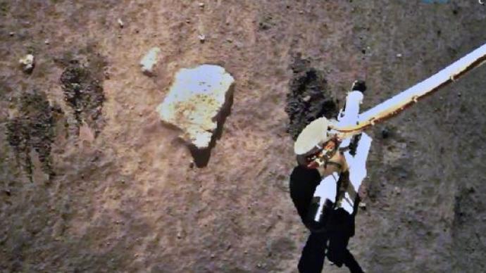 月球上工作暂告段落,嫦娥五号准备返航