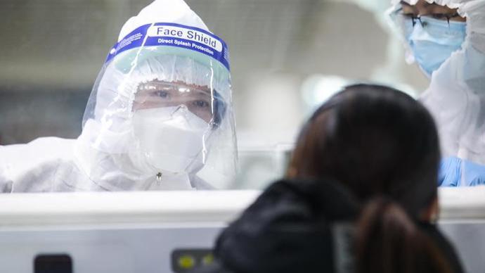 上海昨日新增3例境外输入病例,已追踪同航班密接者61人