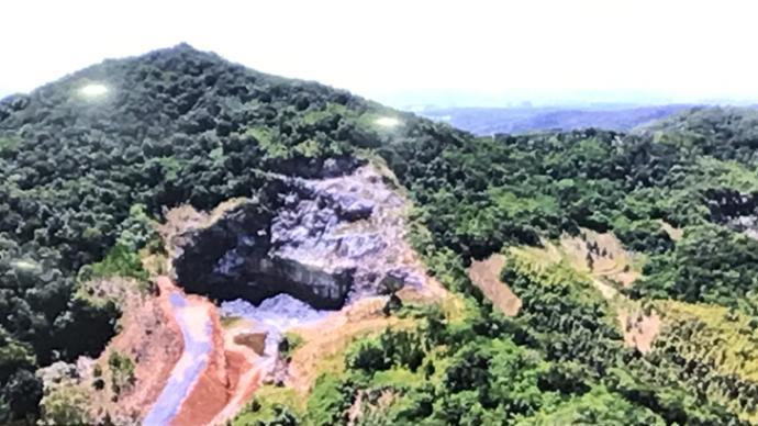 盗采南京老山矿石16万吨,法院判赔生态损害费用200万