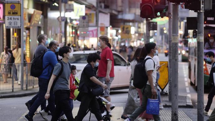 香港新增101例新冠确诊病例,一周内第4次日增过百