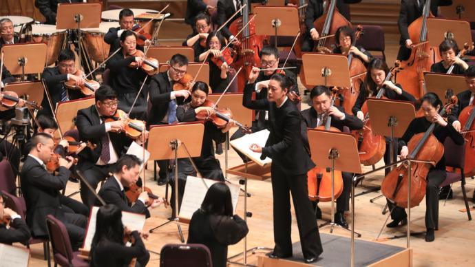 迎接建党百年,上海交响乐团委约四代作曲家写了四部新作