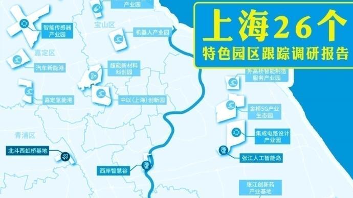 26特色园区跟踪调研|中期成果②上海生物医药产业升级攻略