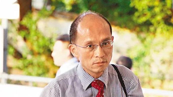 香港大学前副教授张祺忠杀妻被判终身监禁