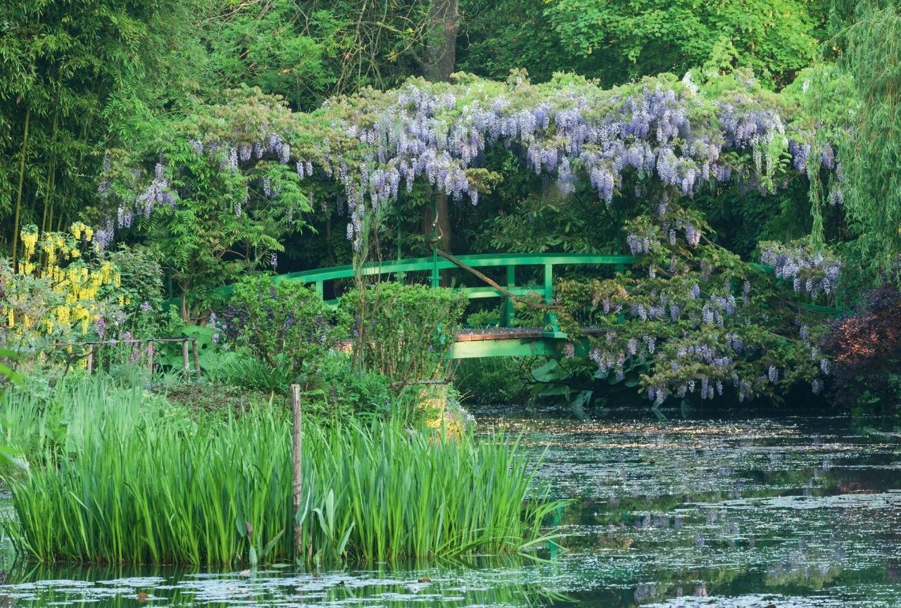 莫奈的吉维尼花园
