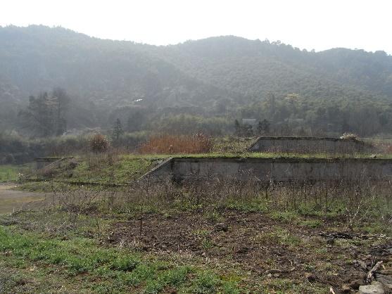 图11 遗迹中坛的全景