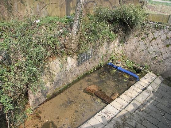 图25 水道的遗构