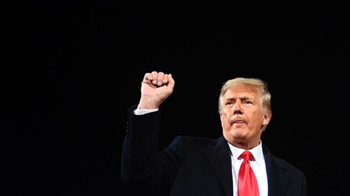 """百余名共和党人称支持得州诉讼,特朗普:有机会""""拯救""""美国"""