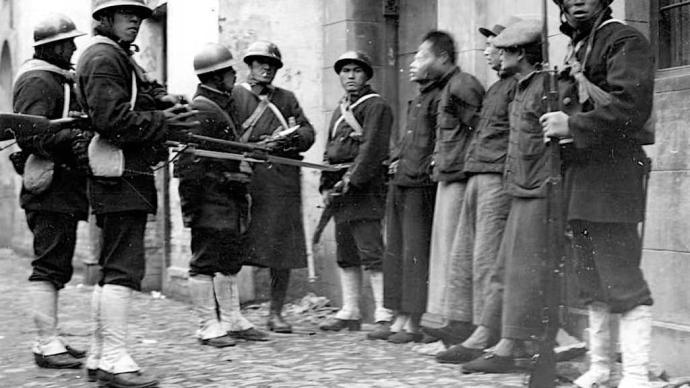 工作坊︱上海所見的亞洲太平洋戰爭