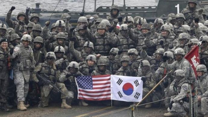 惹眾怒!駐韓美軍違規辦舞會不戴口罩