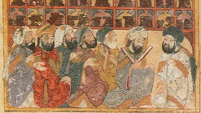 尼克︱花拉子米和智慧宮:代數一千二百年