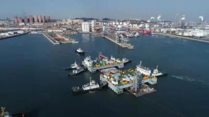 我國跨海通道再創新紀錄:大連灣與深中通道同日完成關鍵節點