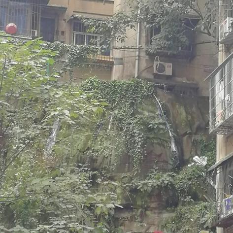 古佛清理前。重庆市南岸区政府新闻办 图