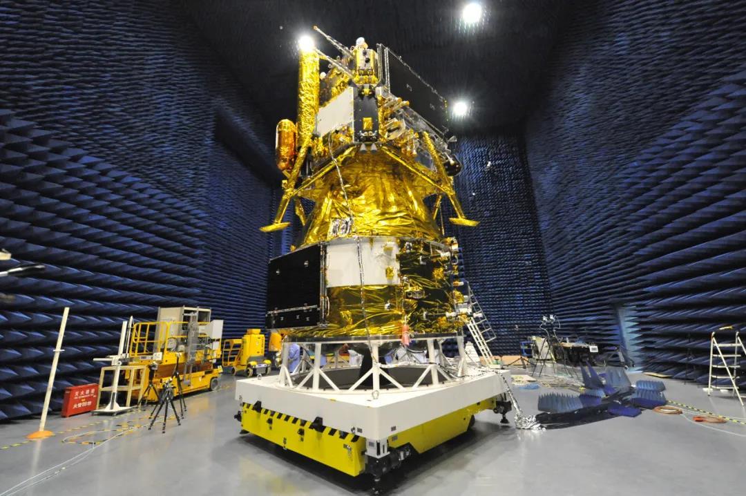 嫦娥五号探测器