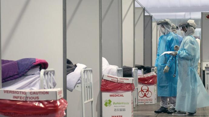 南非发现新冠病毒新变种,或加速该国第二波疫情