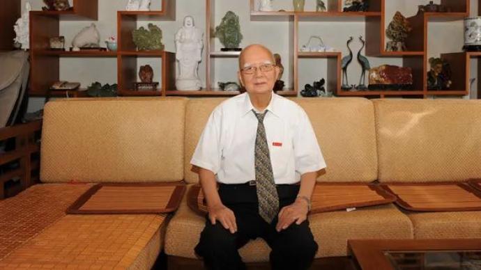 廈門大學教授鄧子基去世,為我國財政學奠基人和開拓者之一