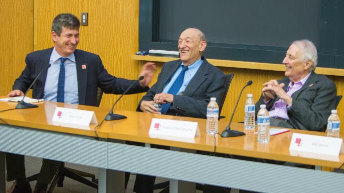 哈佛費正清研究中心主任撰文追憶傅高義:去世前心系中美關系