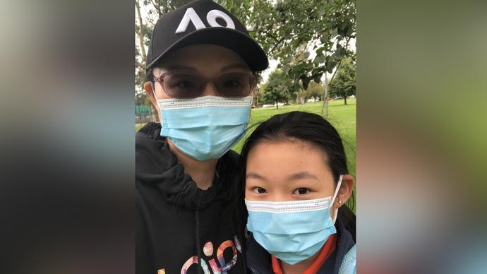 全球记疫|在澳被困一年的中国一家人:搬家五次,多次回国不成
