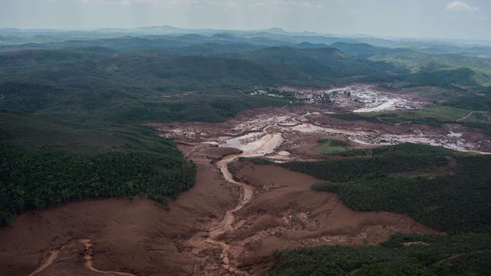 必和必拓和淡水河谷重啟巴西薩馬科,5年前因潰壩惹下大禍