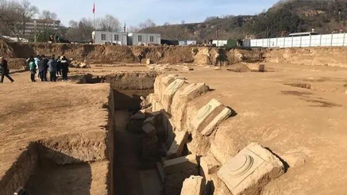 時隔25年后九成宮遺址考古重啟,出土遺物五百余件