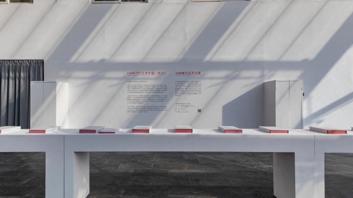 中國當代藝術年鑒上海展,記錄疫情前一年當代藝術現狀