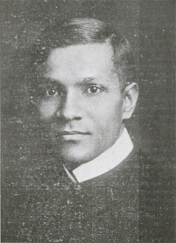 印度学者、反殖民活动家萨卡尔(Benoy Sarkar,1887-1949)