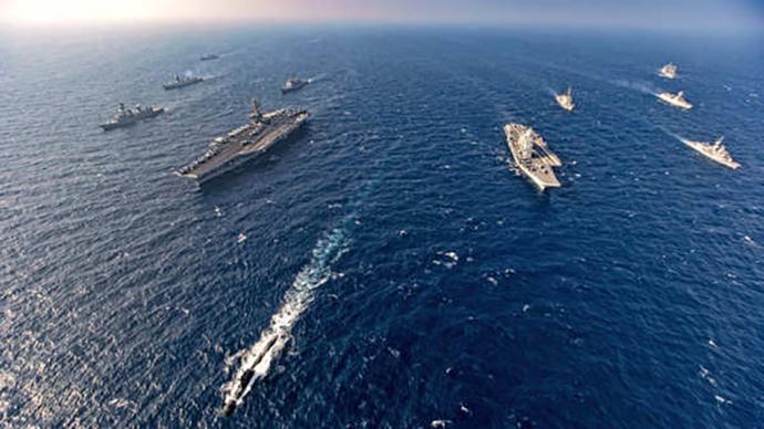 2020軍勢|國際軍事安全形勢:大變局與大動蕩