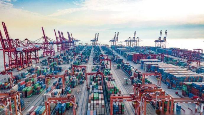 冰箱爆單的背后:中國外貿逆勢增長,穩定全球產業鏈供應鏈