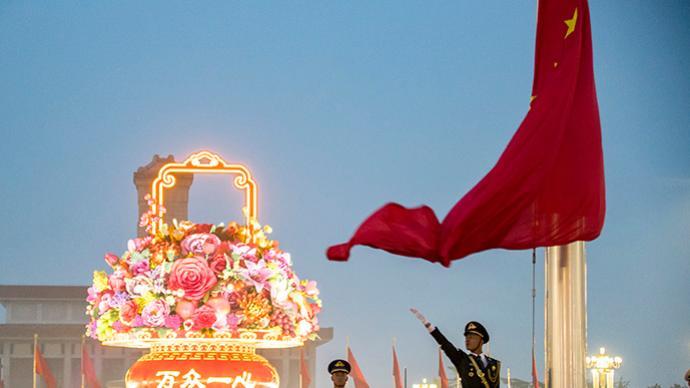 新華社評論員:旗幟鮮明講政治