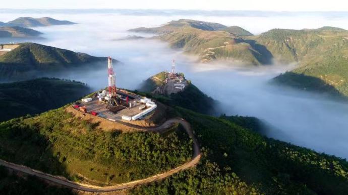 中國石油工業新里程碑:建成年產6000萬噸特大型油氣田