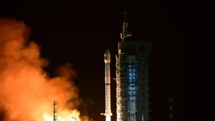 """長四丙""""一箭雙星""""發射成功,中國航天2020發射任務收官"""