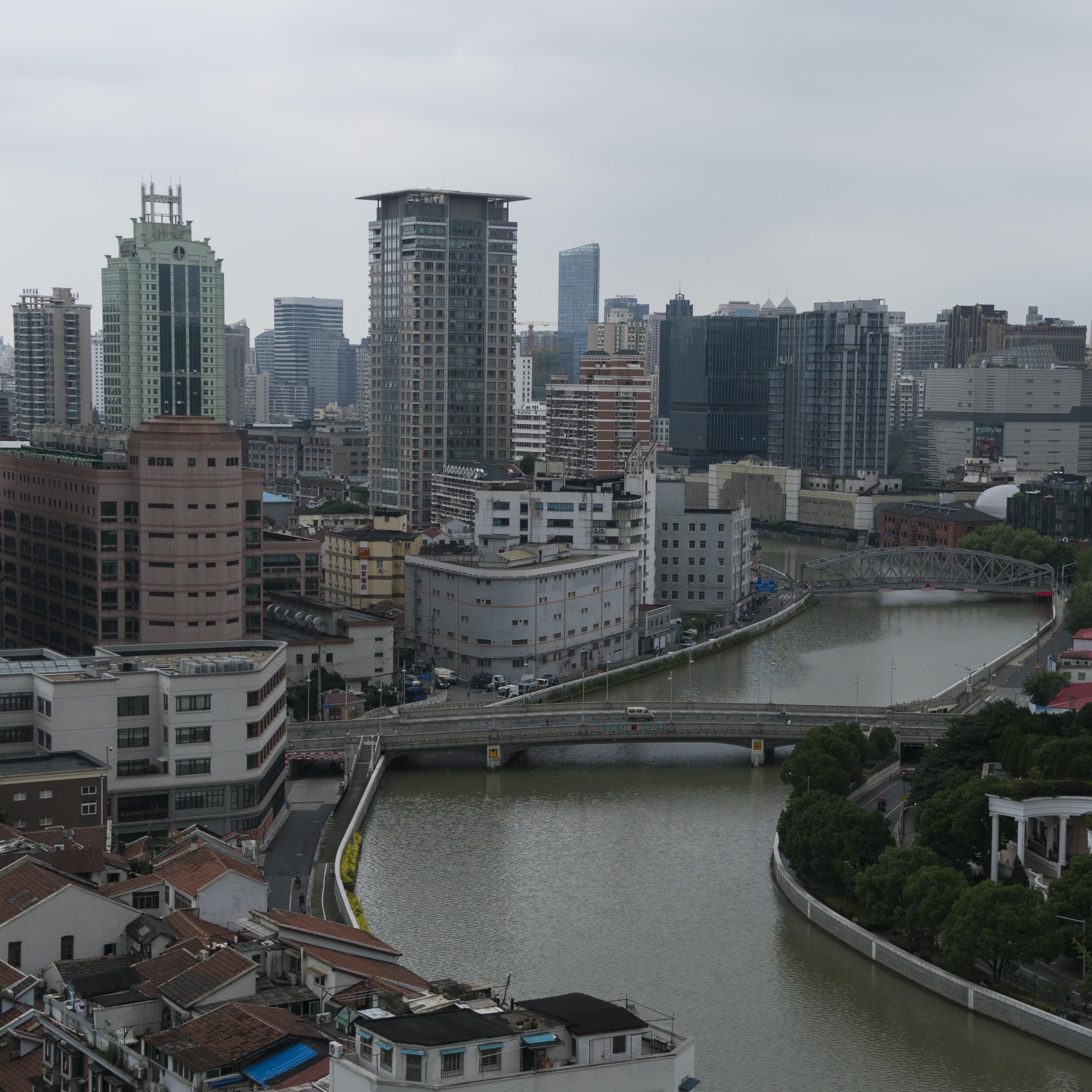 博猫平台注册:我的苏州河|徐杰:再美的景观,核心的价值总是人