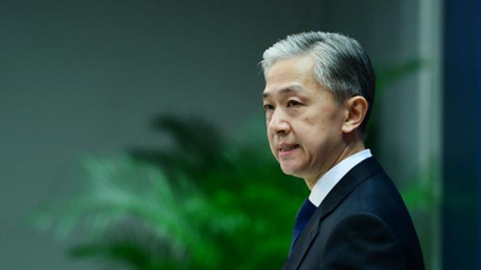 """外交部:中國的抗疫成就是對所謂""""隱瞞疫情""""謬論的最好回答"""