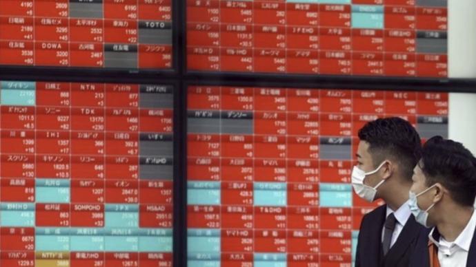 日經平均股價收盤大漲,創30年來新高