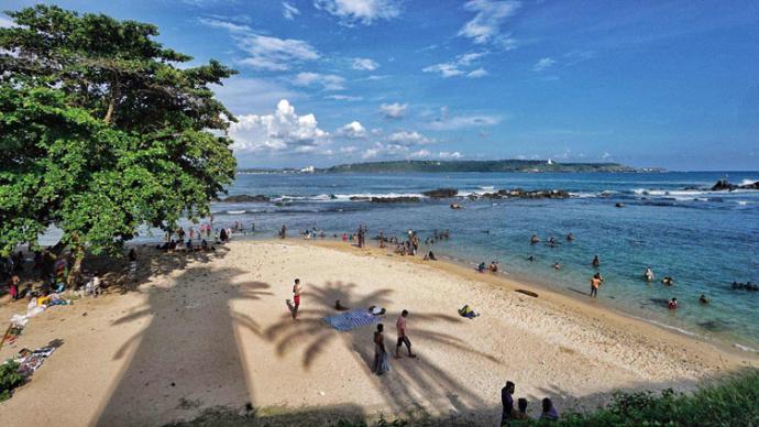 時隔九個多月,斯里蘭卡重新向國外游客開放