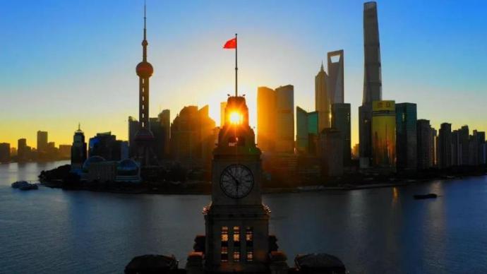 上海外資40年|上海預計今年實際吸收外資首超200億美元