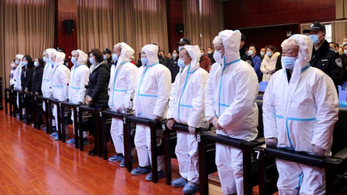 跨省生產包裝假冒茅臺酒2.7萬余瓶,貴州13人被判刑