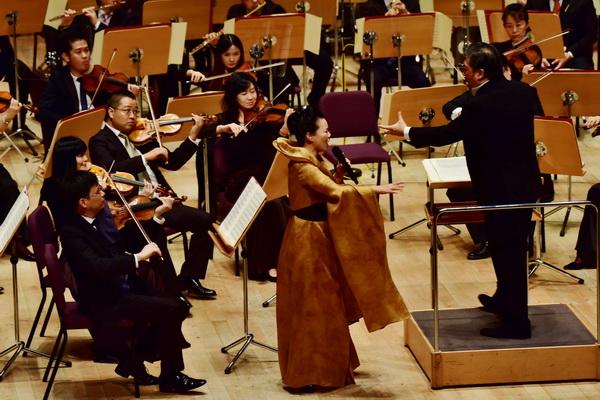 2020上海夏季音乐节开幕音乐会现场
