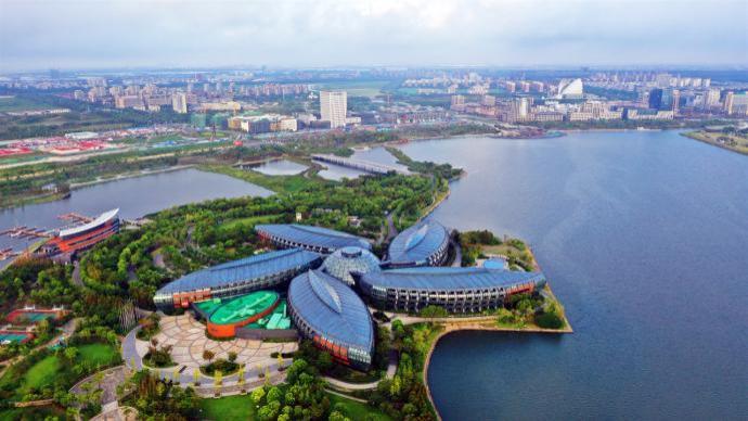 臨港新片區新設外資企業500余戶,實際利用外資超5億美元