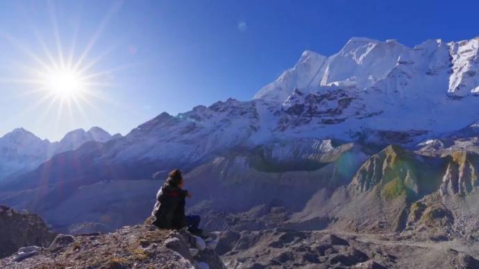 曾多次拍冰川的攝影家:冰川探險困難重重,猶如與死亡相伴