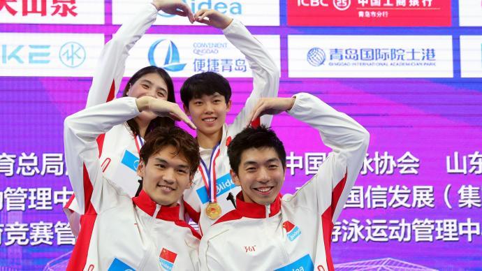 難忘2020|中國體育健兒獲4個世界冠軍,創1項世界紀錄