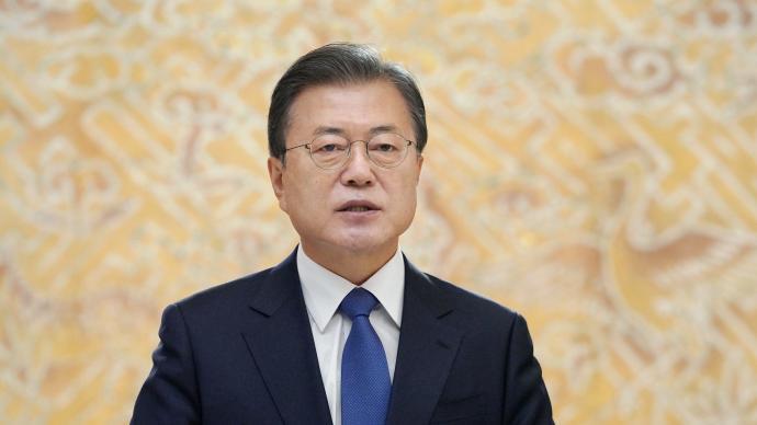 韓國總統文在寅提名多位政府長官,核心幕僚請辭